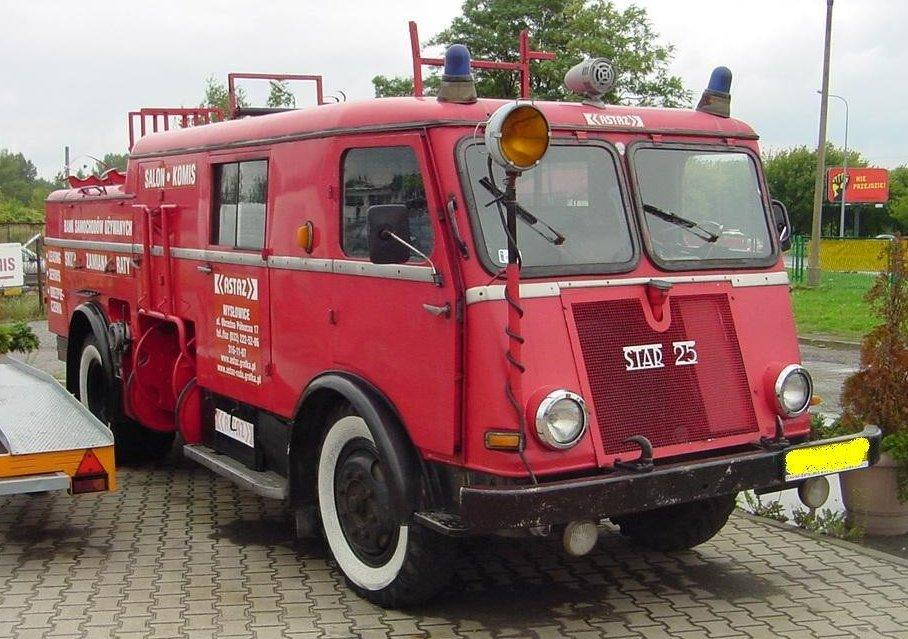 298 star 21 46 fabryka samochodow ciężarowych star starachowice ...